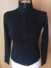 ESPRIT edc Sweatjacke Jacke schwarz Gr.XS