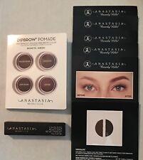 Anastasia Beverly Hills Lip Gloss/Dipbrow Pomade/ Brow Powder Duo - Samples