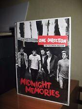 ONE DIRECTION MIDNIGHT MEMORIES DVD NUOVO SIGILLATO THE ULTIMATE EDITION