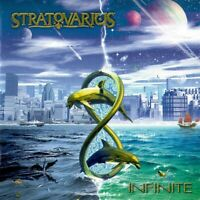 Stratovarius - Infinite Record Store Day 2020  (Vinyl 2LP - EU - Original)