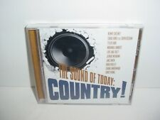 The Sound of Country Today CD