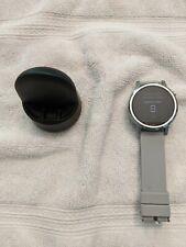 Motorola Smart Watch IP67 Moto 360 46MM 316L Gray WristBand