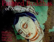 Beautiful Book - PAINTED BUDDHAS OF XINJIANG New!