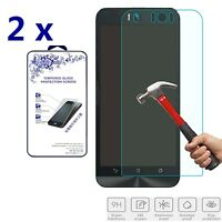 2x For Asus Zenfone Selfie ZD551KL Premium Tempered Glass Screen Protector Film