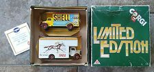 Corgi Boxed Shell Set D17 Die Cast Scale Models 1:50 Limited Edition