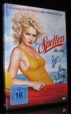 DVD SPETTERS - KNALLHART UND ROMANTISCH - Paul Verhoeven (STARSHIP TROOPERS) NEU