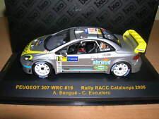 Ixo Peugeot 307 WRC Rally RACC Catalunya 2006 A. Bengue - C. Escudero 1:43, #19