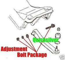 2000 01 02 03 04 05 Dodge Stratus Rear Control Arm ADJ Bolt Pkg set of 2 New OEM