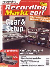 Recording Markt - Alles fürs Musikstudio - 29 ausführlichen Equipment Workshops