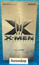 Medicom Toys personaje wolverine X-Men Hugh Jackman/nuevo + embalaje original/no Sideshow