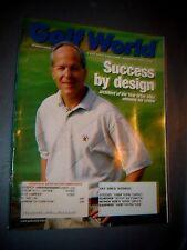 October 15, 1999 old vintage Golf World magazine