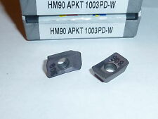 HM90 APKT 1003PD W IC908 ISCAR *** 10 INSERTS *** FACTORY PACK ***