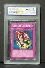 Ultimate Offering - SDY-050 - Common - YuGiOh GRADED 10