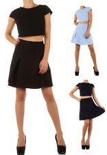 Markenlose Mini-Damenröcke aus Polyester für die Freizeit