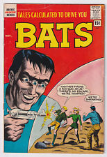 TALES CALCULATED TO DRIVE YOU BATS 7 (1962 Archie) DeCarlo; RARE 15-Cent VARIANT