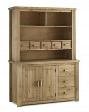 Pine Trolleys with Drawers