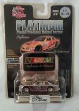 NASCAR Racing Champion # 4/2266 Platinum Plated Precious Metals Series      J