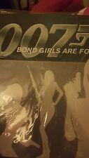 DvD 007 bond girls are forever  James Bond  NUOVO rarità