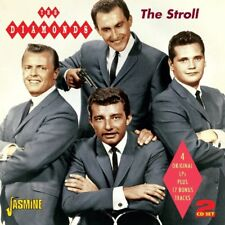 The Stroll - 4 Original LPS Plus 17 Bonus Tracks The Diamonds Audio CD