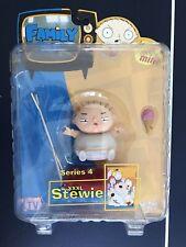 Family Guy XXXL Stewie Mezco Series 4 Figurine Action Figure RARE Toy Sealed