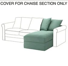 IKEA Gronlid Cover Slipcover For Chaise Section Ljungen Light Green 903.970.82