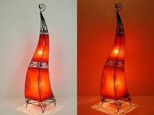 Oriental Henna Lamp Red Moroccan Leather Lamp Leather Lamp ibis120cm