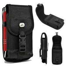 Heavy Duty Buckle Nylon Pouch Belt Clip for LG Stylo 3 / Stylo 3 Plus /Stylus 3