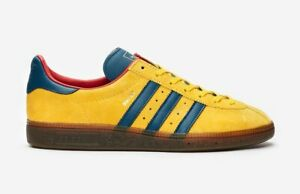 NWB  adidas Originals  Men's  SNS GT LONDON Sneakers  US11.5-UK11 Yellow  LAST1