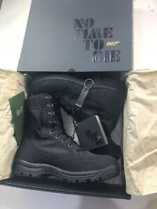Limited Edition Danner X 007 Tanicus Boots 13D 47 Combat No Time To Die SOLD OUT