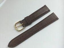 New Old Stock  Authentic SEIKO Genuine CALF Watch Band 18 mm