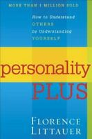 Personality Plus by Florence Littauer Understand Others and Yourself paperback