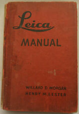 Vintage Camera Manuals and Guides for Leica