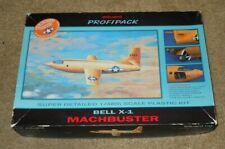 "1/48 EDUARD BELL X-1 MACHBUSTER ""Glamorous Glennis"" PARTS FACTORY SEALED"