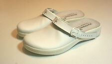 Real Leather Mens Clog Shoes Casual BNIB UK Size 8 #92