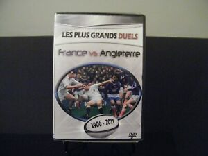 DVD NEUF SOUS BLISTER RUGBY FRANCE / ANGLETERRE PAS FOOTBALL