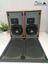Rare Pair Of SMC Saturn Speakers (1970's)