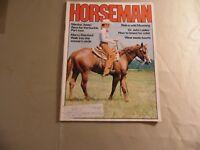 Horseman Magazine / August 1981 / Free Domestic Shipping