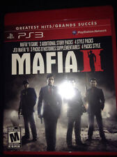 PS3 Mafia 2 - Used. In excellent condition