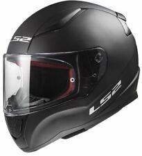 LS2 Rapid FF353 Casco Moto Integrale - M, Nero Opaco