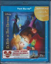 Pack Blu-Ray + Dvd LA BELLE AU BOIS DORMANT (Neuf sous blister)
