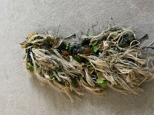 Handmade ghillie suit hunting tactical camoflauge