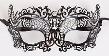 MASQUERADE MASK FILIGREE VENETIAN MASKED BALL WEDDING FANCY DRESS ACCESSORY 9947