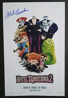 "MEL BROOKS Hand-Signed ""VLAD - HOTEL TRANSYLVANIA 2"" 11x17 Photo (EXACT PROOF)"