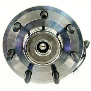 Wheel Bearing and Hub Assembly Front ACDelco Advantage 515080