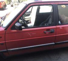Vw Jetta Gli Mk2 Drivers Door Red