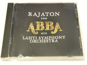 Rajaton sings ABBA with Lahti Symphony Orchestra CD