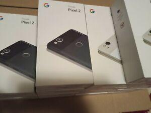 Google Pixel 2 64G/128GB GSM+CDMA Unlocked 4G LTE Smartphone