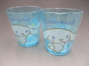 Sanrio x Daiso CUP Sinamon Roll Blue Set of 2