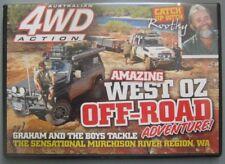 Australian 4WD Action DVD Issue 203 Murchinson River Region