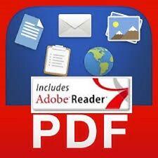 PDF CREATOR CONVERTER PROFESSIONAL + ADOBE ACROBAT READER 11 ON DVD